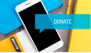 phone charity